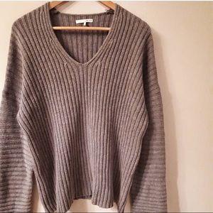 Oak + Fort Oversized Sweater